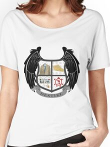Destiel coat of arms Women's Relaxed Fit T-Shirt