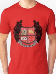 Destiel coat of arms T-Shirt