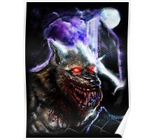 Werewolf-Blood Night Poster