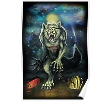 Werewolf-Moon Camp Poster