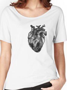 My Black Heart Women's Relaxed Fit T-Shirt