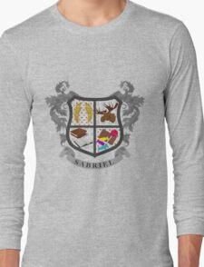 Sabriel coat of arms Long Sleeve T-Shirt