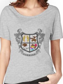 Sabriel coat of arms Women's Relaxed Fit T-Shirt