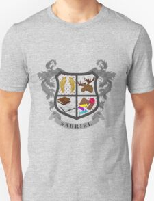 Sabriel coat of arms T-Shirt