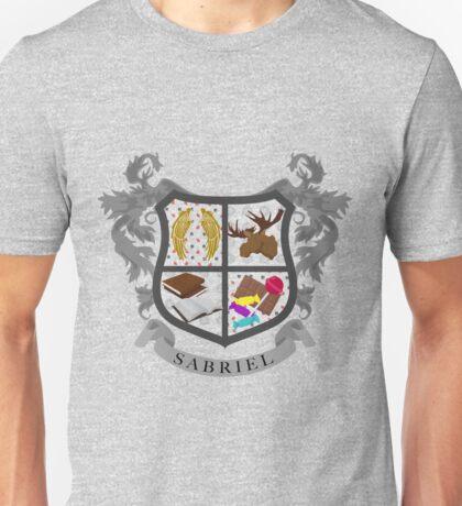 Sabriel coat of arms Unisex T-Shirt