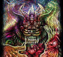Animus-Beast Within by KimboDragon