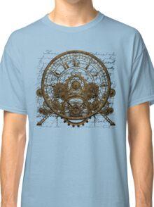 Vintage Steampunk Time Machine #1A Classic T-Shirt
