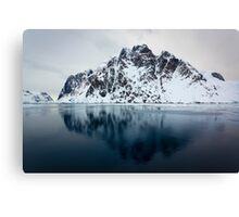 Booth Island Canvas Print