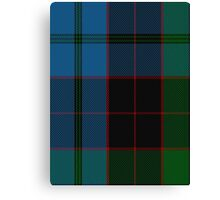 00016 Stewart of Bute Clan Tartan  Canvas Print
