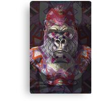 GORILLA FOCUS Canvas Print