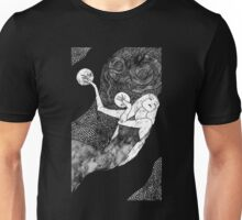 Dream Haunted Skies T-Shirt by Allie Hartley  Unisex T-Shirt