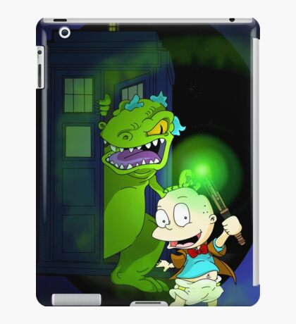 Doctor Pickles iPad Case/Skin