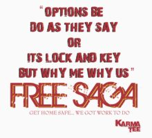 """OPTION BE..............."" (free saga) by KVP karma view photography"