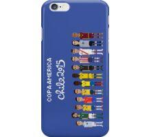 Copa América iPhone Case/Skin