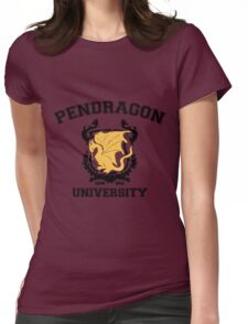 Pendragon University Womens Fitted T-Shirt