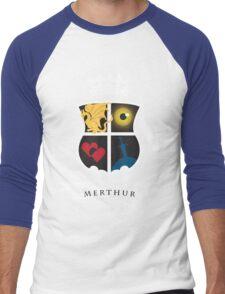 Merthur Coat of Arms Men's Baseball ¾ T-Shirt