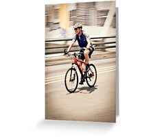 94.7 Momentum Cycle Challenge - 2010 Greeting Card