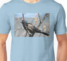 Purple grackle Unisex T-Shirt