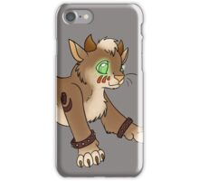 Druid Kitty 2 iPhone Case/Skin