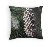 ornaments Throw Pillow