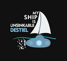 My Ship is unsinkable - Destiel Unisex T-Shirt