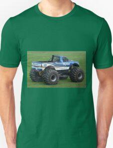 Bigfoot monster truck Unisex T-Shirt