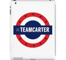 #TeamCarter iPad Case/Skin