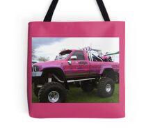 reservoir dogs monster truck Tote Bag