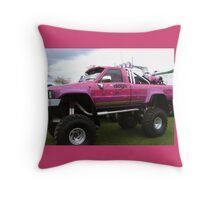 reservoir dogs monster truck Throw Pillow