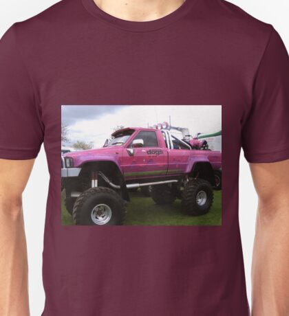 reservoir dogs monster truck Unisex T-Shirt