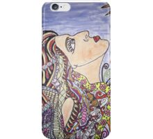 The Goddess of Freedom iPhone Case/Skin