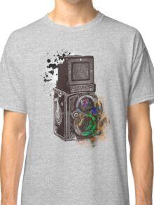 Photography Vintage Retro Rolleiflex Classic T-Shirt