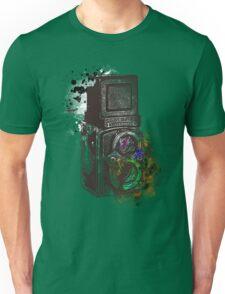 Photography Vintage Retro Rolleiflex Unisex T-Shirt