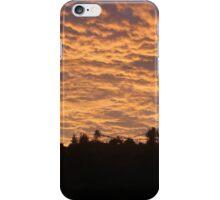 Cloud and sun, hide and seek iPhone Case/Skin