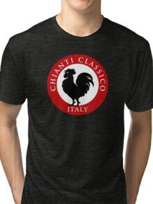 Black Rooster Italy Chianti Classico  Tri-blend T-Shirt
