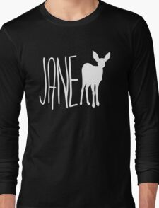 Max Caulfield shirt - Jane Doe Long Sleeve T-Shirt