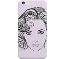TAYLOR PORTRAIT iPhone Case/Skin