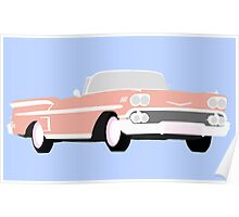 Chevy Bel Air  Poster