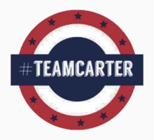Small #TeamCarter by lemonlimeyogurt