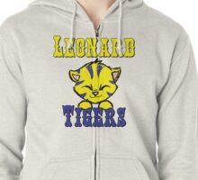 Leonard Tiger Cubs Zipped Hoodie