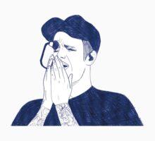 Justin Bieber Crying  by sadgurl00