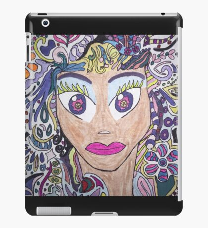 Queen of the Night iPad Case/Skin