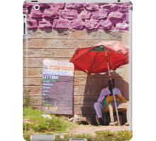 Letting Office in Nairobi, Kenya iPad Case/Skin