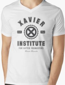 Xavier Institute Mens V-Neck T-Shirt