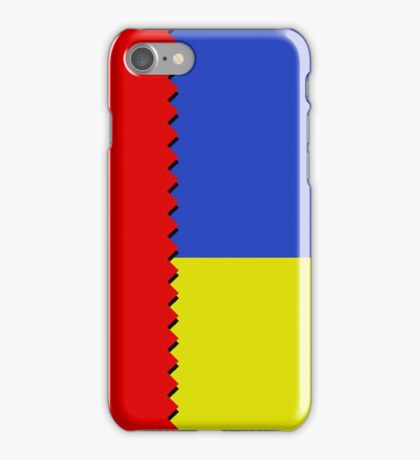 Sonic the Hedgehog 2 Level Screen iPhone Case/Skin