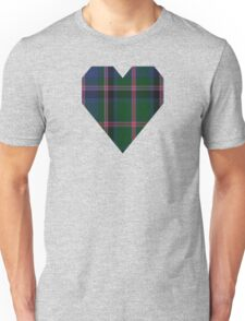00018 Cooper/Couper Clan/Family Tartan Unisex T-Shirt