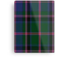 00018 Cooper/Couper Clan/Family Tartan Metal Print