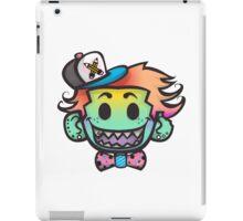 Cute strange monster iPad Case/Skin