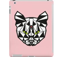 Crystal Cat - Pink iPad Case/Skin