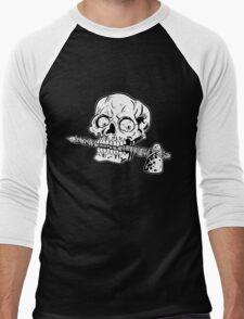 Go Chicago Blackhawks Men's Baseball ¾ T-Shirt
